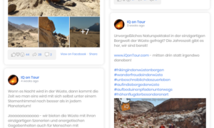 Unser Facebook-Feed